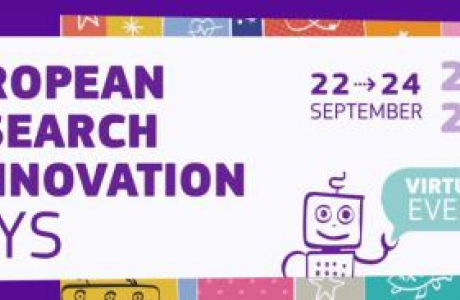 European Research and Innovation Days, 22-24 septembrie 2020